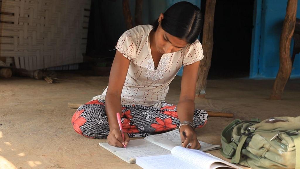 Babita Panwar-B.A. II Year student following her dreams.