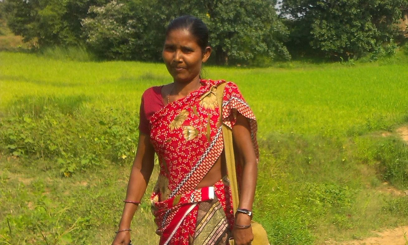 The Brave Lady Who Fought Against All Odds To Get Forest Rights For Her Tribal Community