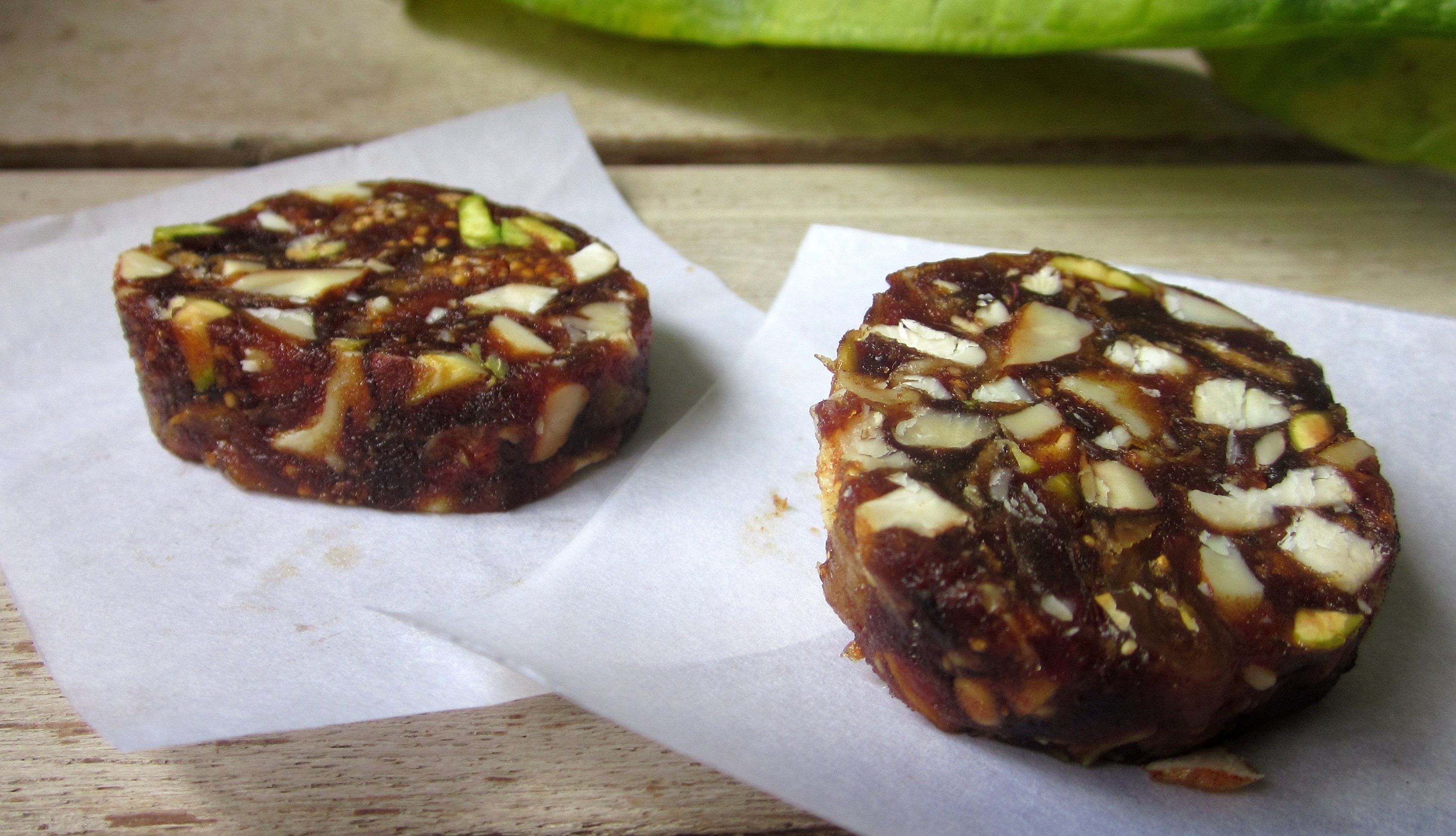 Get a taste of the exotic with these easy to make Date Rolls.