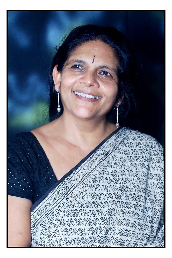 Chetna Sinha, founder of Mann Deshi.