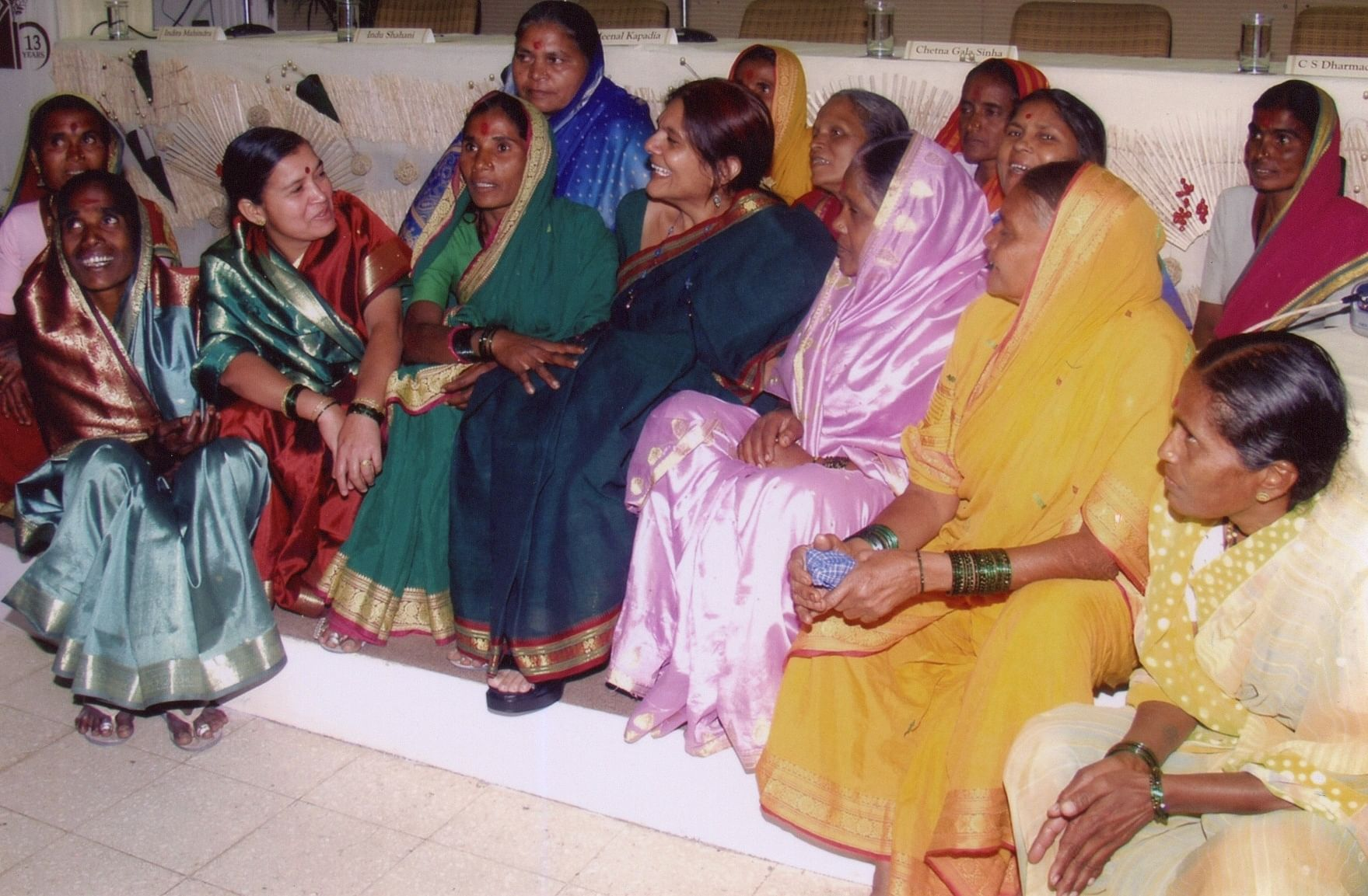 Mann Deshi is India's first rural bank to use e-card technology for its banking operations.