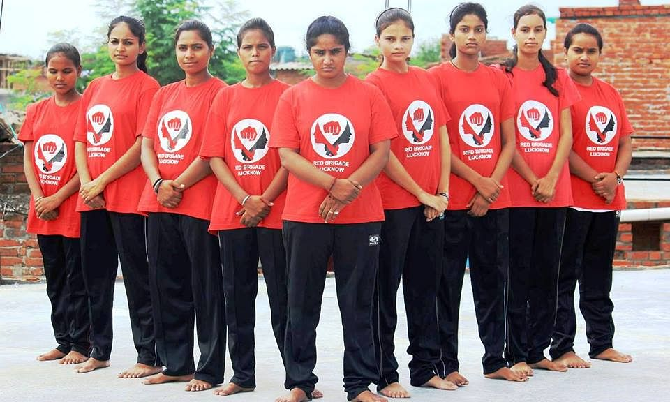 Red Brigade is a powerful movement that has engaged thousands of girls so far.
