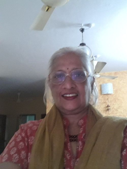 Padmaja's passion for teaching has increased over the period of time.