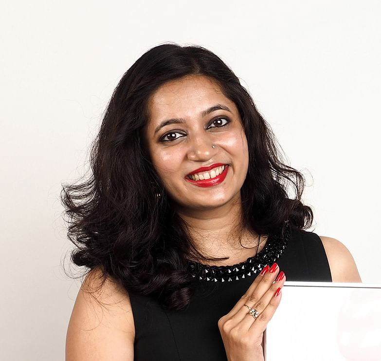 "Devina Kothari won the""Red Dot Design Award"", also known as the 'Oscars of Product Design' conferred by the Design Zentrum Nordrhein Westfalen, Essen, Germany."