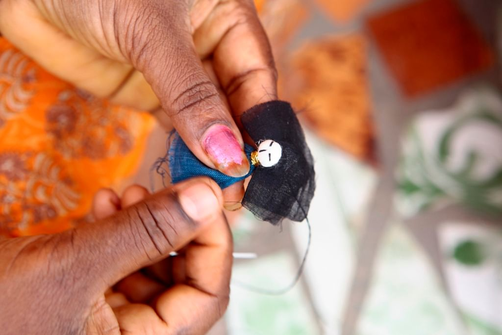 Tsunamika is a precious gift for all those who want to support the resilient fisherwomen who create her.