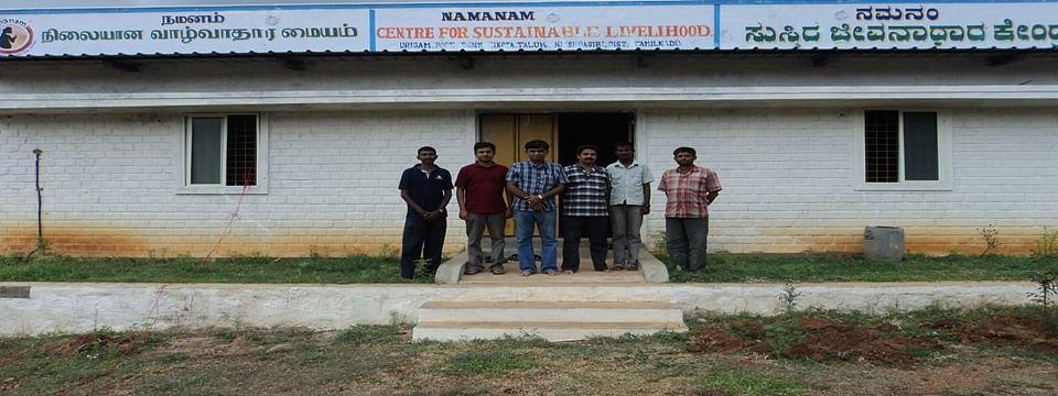 Namanam provides rehabilitation to alcohol addicts.