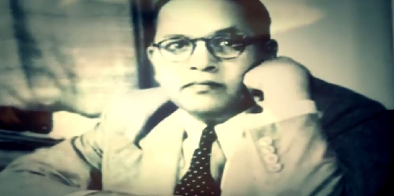 VIDEO: We Loved This Tribute To The Father Of The Indian Constitution. Check Out The Cool Mix.