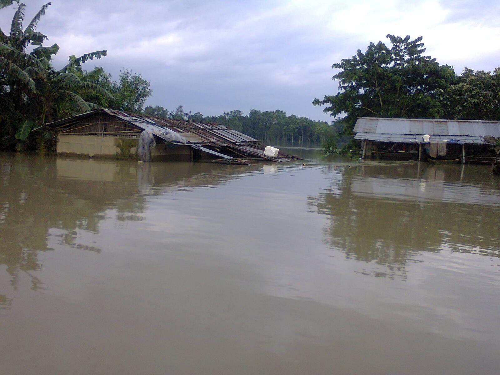 Dhakuakhana flood 8
