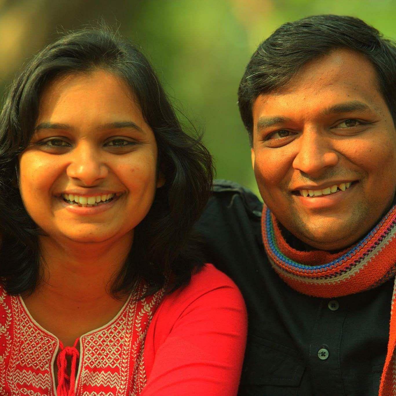 Kavita Datir and Anil Sonawane
