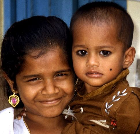 MY STORY: I Wanted To Adopt A Child In India  This Is Everything I