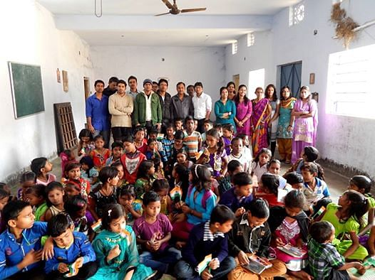 Sankalp reaches out to 500 students currently.