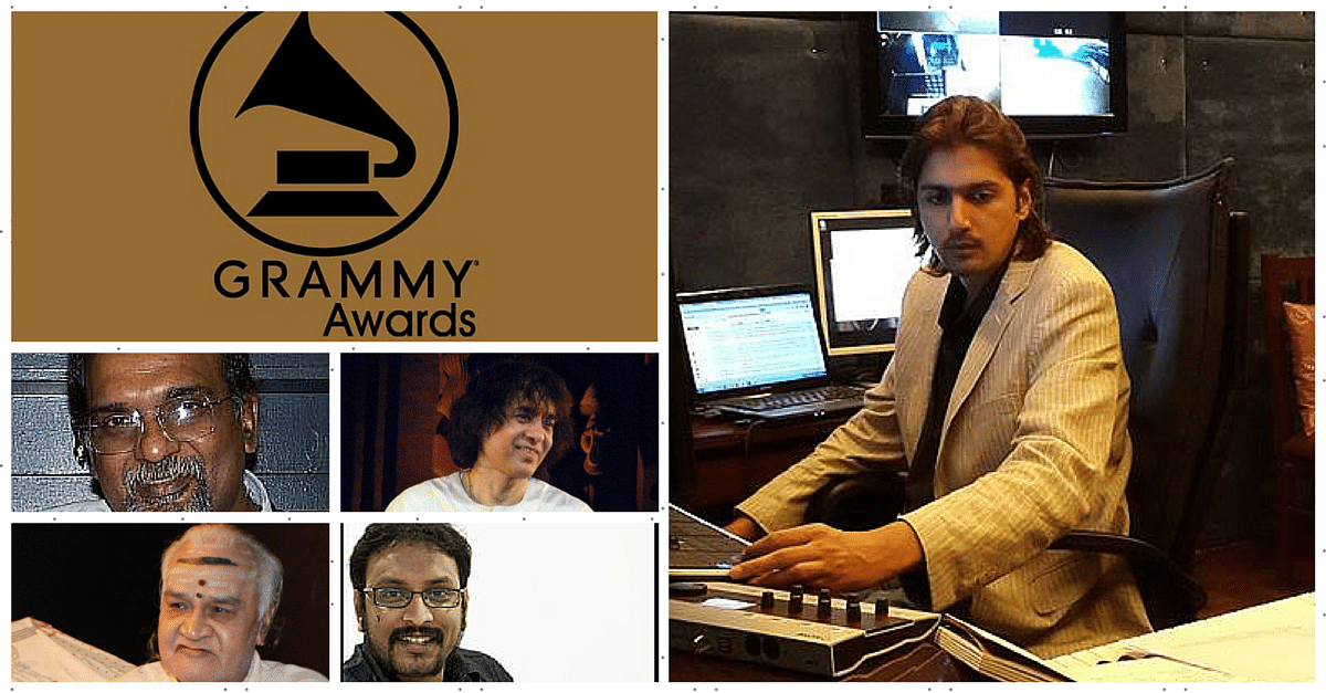 9 Artists Who Made India Proud by Winning Grammy Awards
