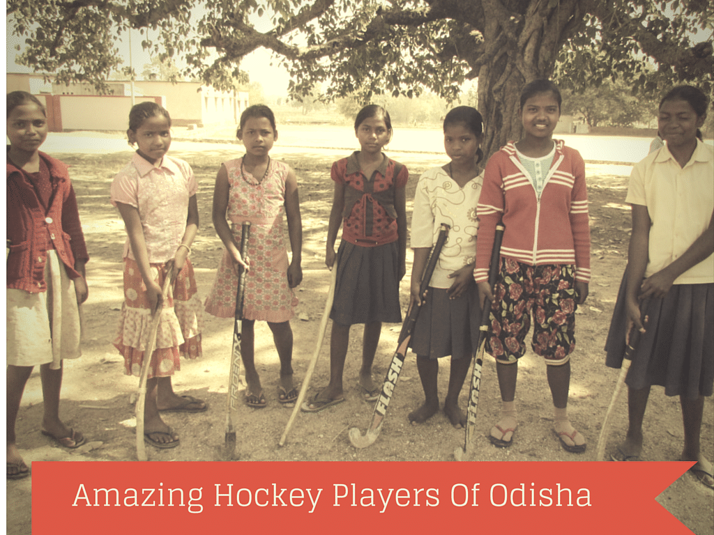 This Tribal District In Odisha Is Grooming Its Girls To Become Hockey Champions Of Tomorrow