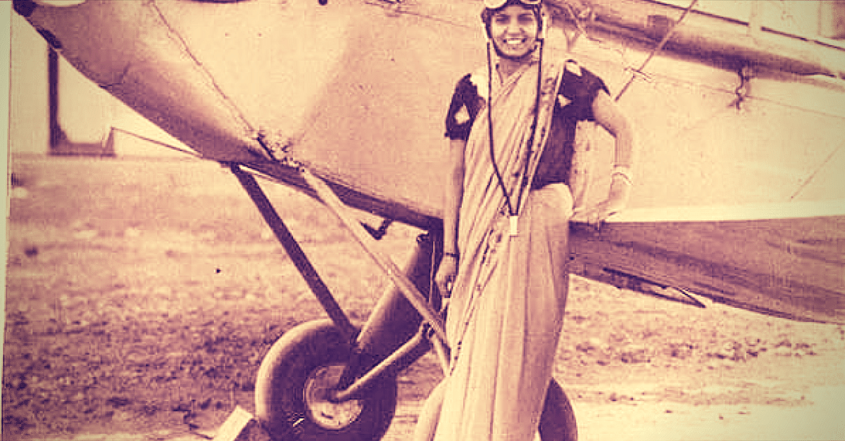11 Interesting Things You Probably Didn't Know About India's First Woman Pilot