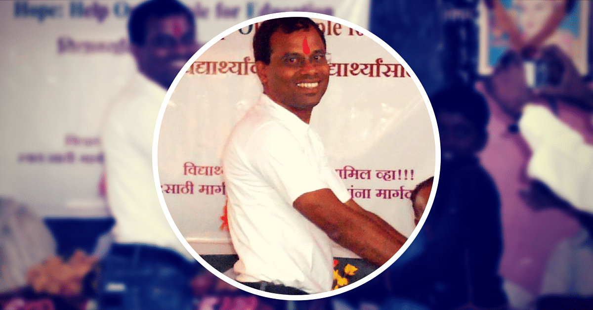 He Sold Bread & Changed Tyres To Survive. Now He Helps Other Kids Become Engineers & IAS Officers