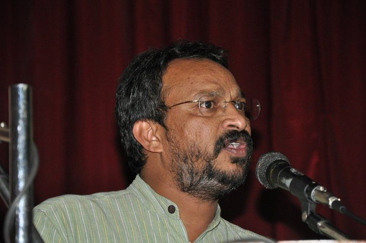 Bezwada Wilson, the man behind Safai Karamchari Andolan.