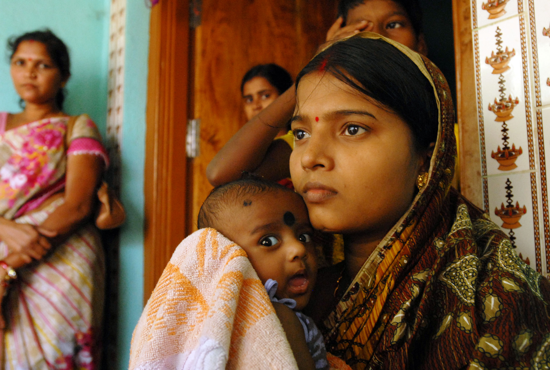 maternal health DFID