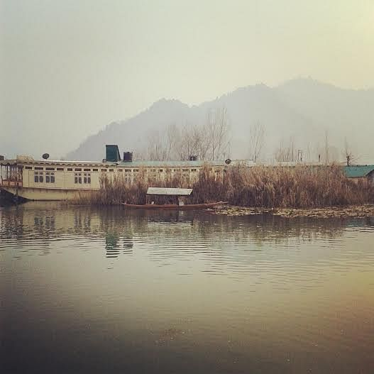 Dal Lake of Kashmir is something Jaco will never forget.