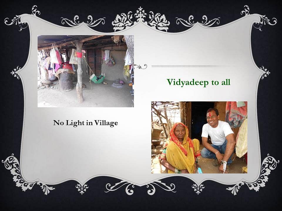 vidya deep to change lives