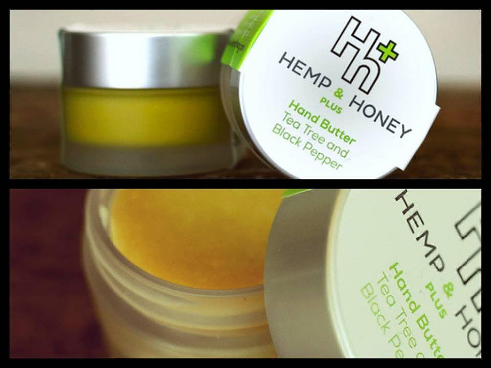 Hand made exotic Hemp Honey + Body Care products.