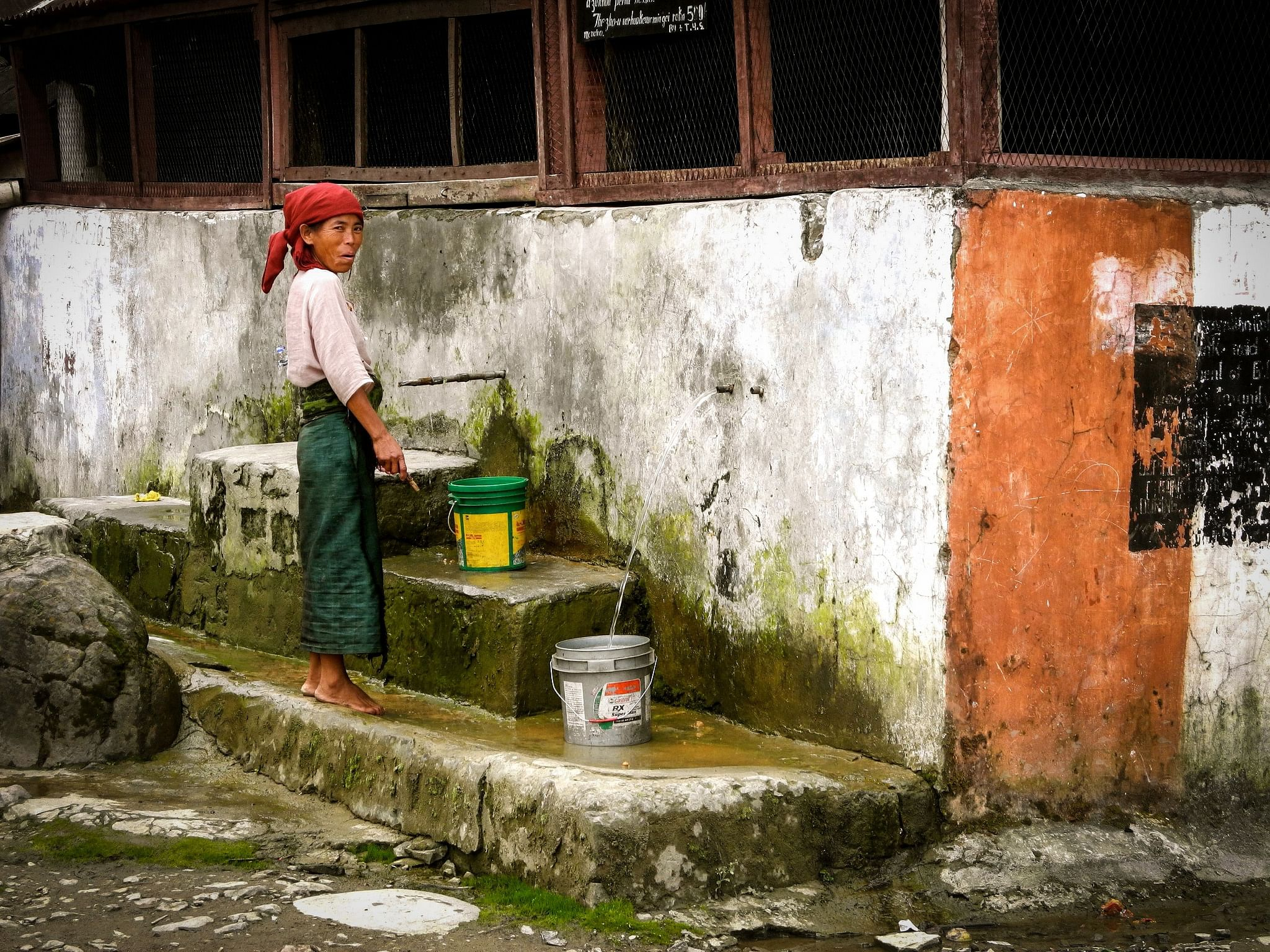 VIDEO: How Villagers In A Naga Village Built A Beautiful, Equitable Water Management System