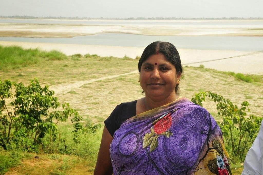How Jaya Devi used Rain Water Harvesting to Fight Naxalites & Moneylenders in her Village in Bihar