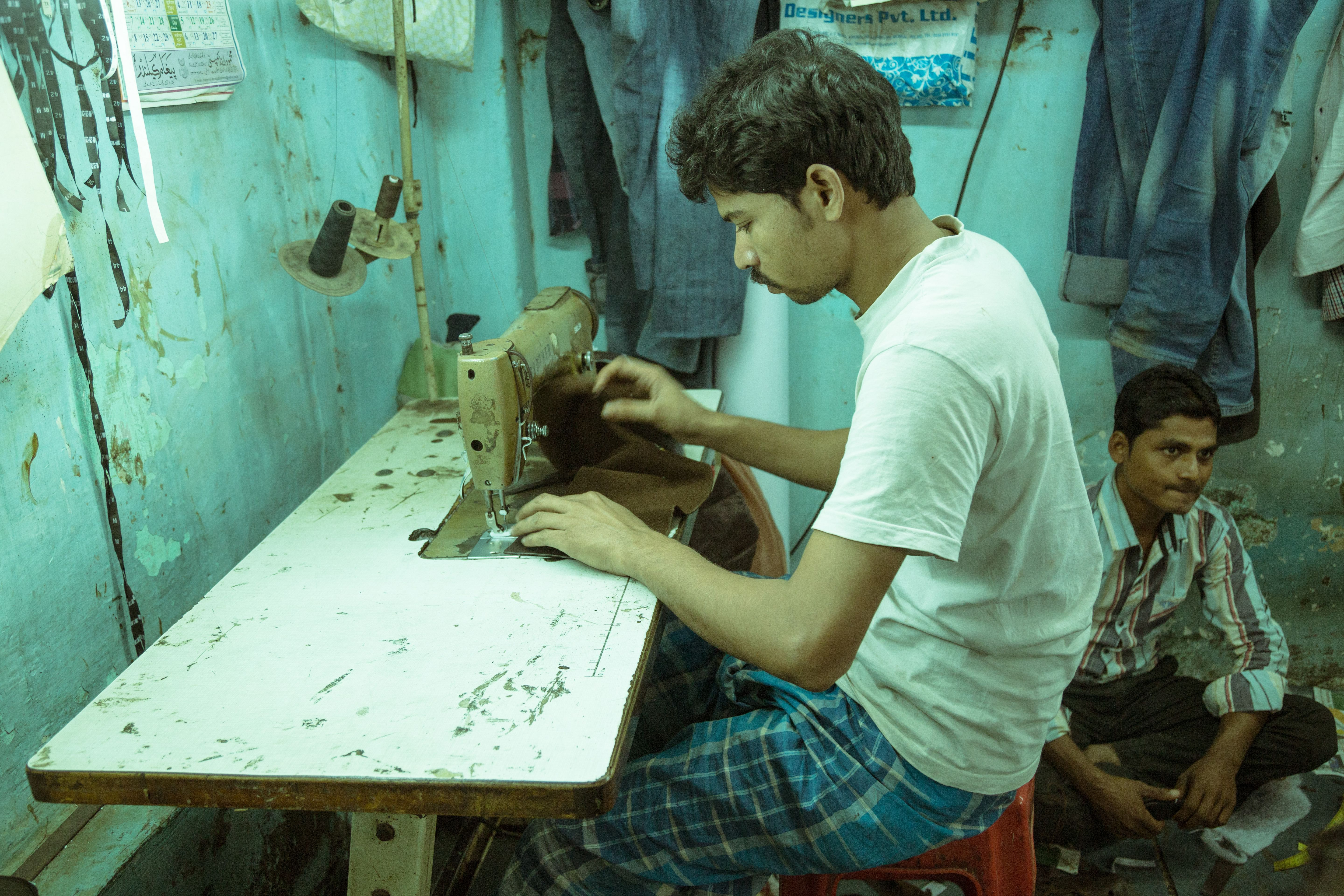 The talented Dharavi artisans