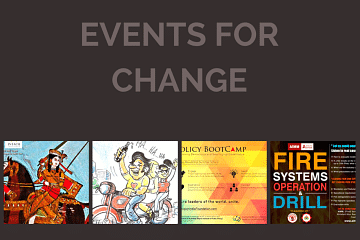 Events for Change