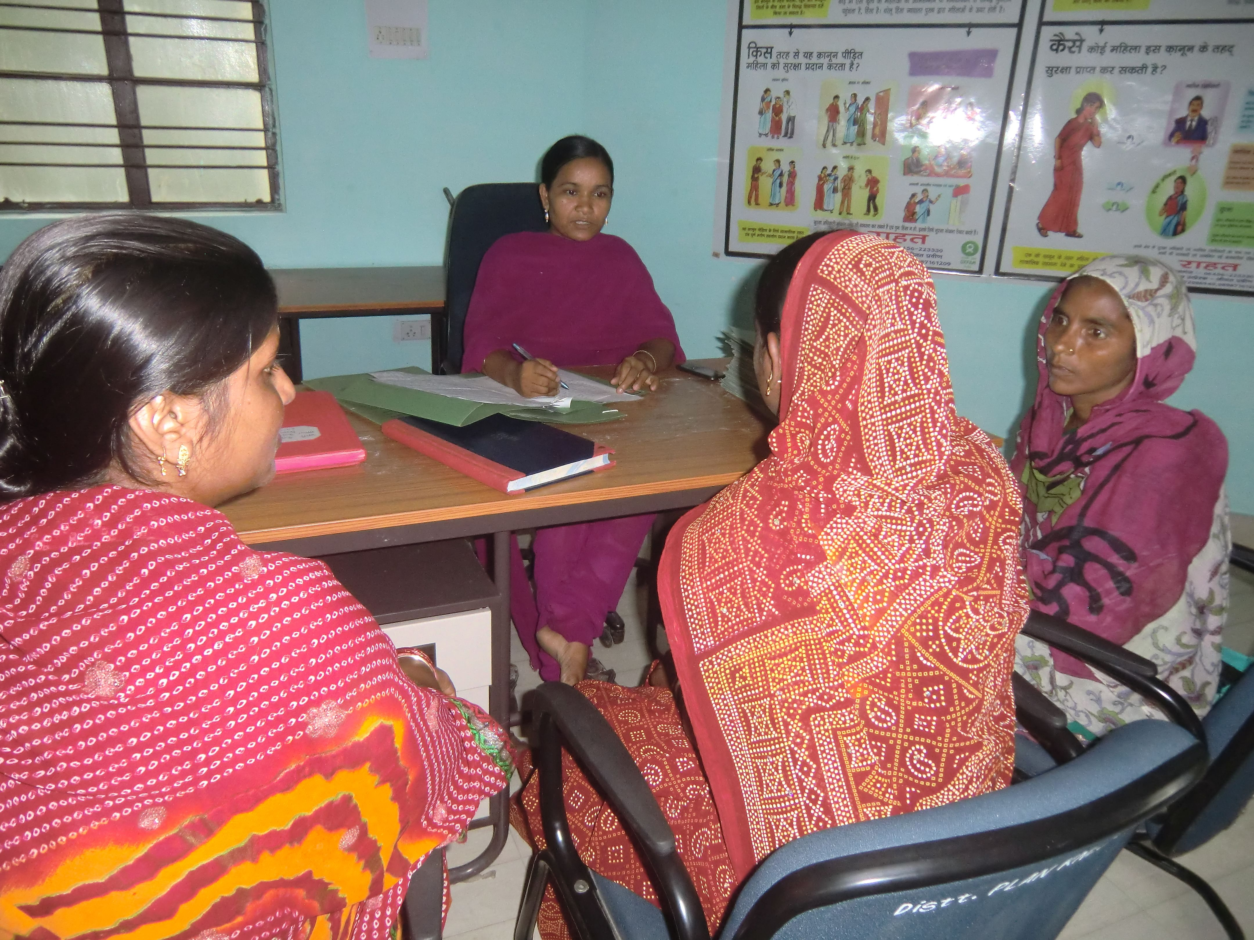 The Mahila Helpline office based in Kishanganj district received around 1,423 cases between 2007 and 2014, majority of which were reported by Muslim women. (Credit: Ajitha Menon\WFS)