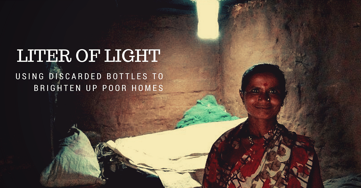 A Plastic Bottle Is All You Need To Light Up A Home In The Most Amazing Way