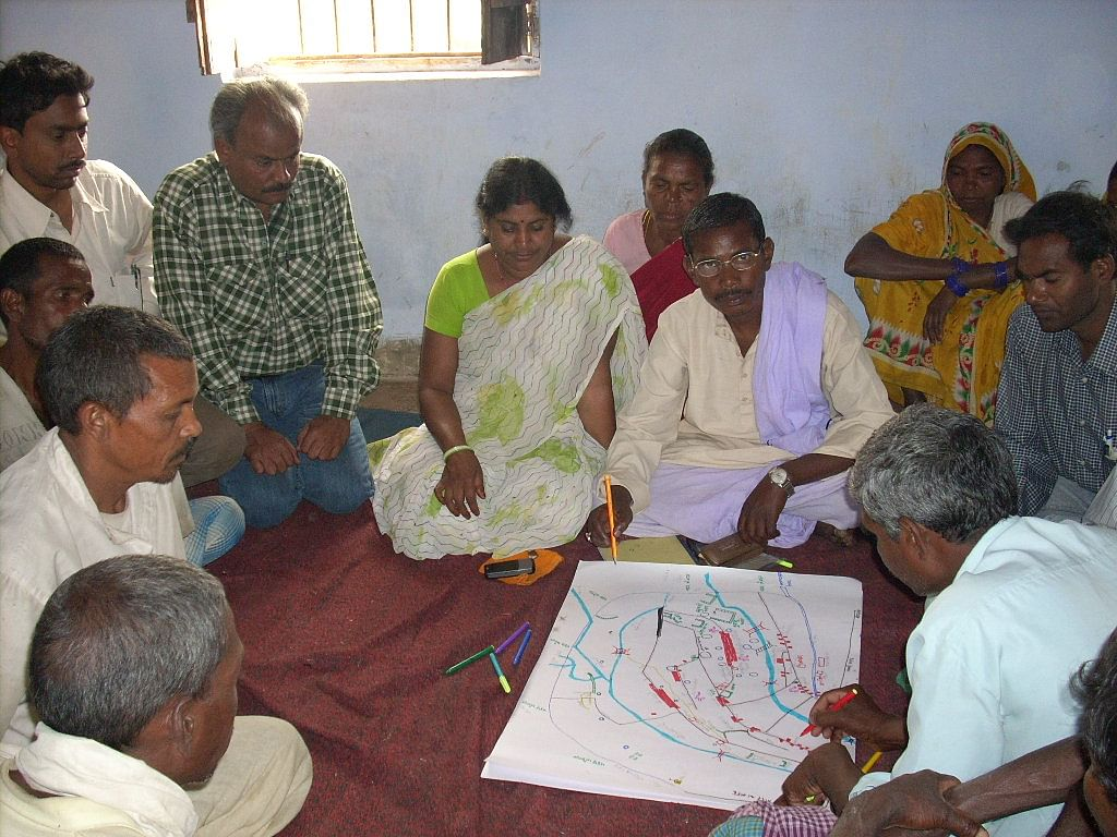 Maya Devi has been a constant support to the villagers