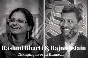 Rashmi Bharti & Rajnish Jain