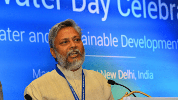 Rajendra Singh, also known as the water man of India . Courtesy: Stockholm International Water Institute