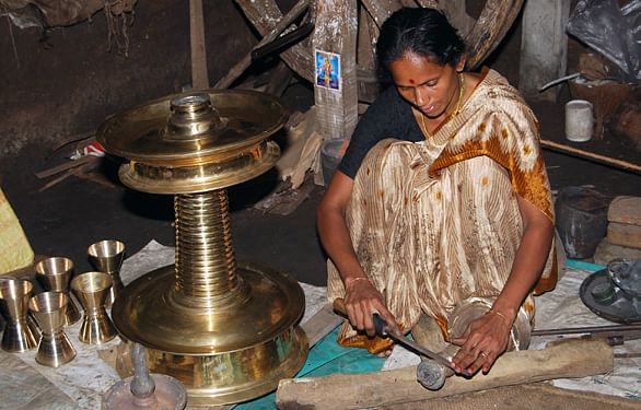 SRI's unique micro finance model has empowered many women to start their own business.