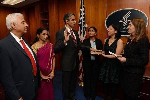 Dr. Vivek H Murthy