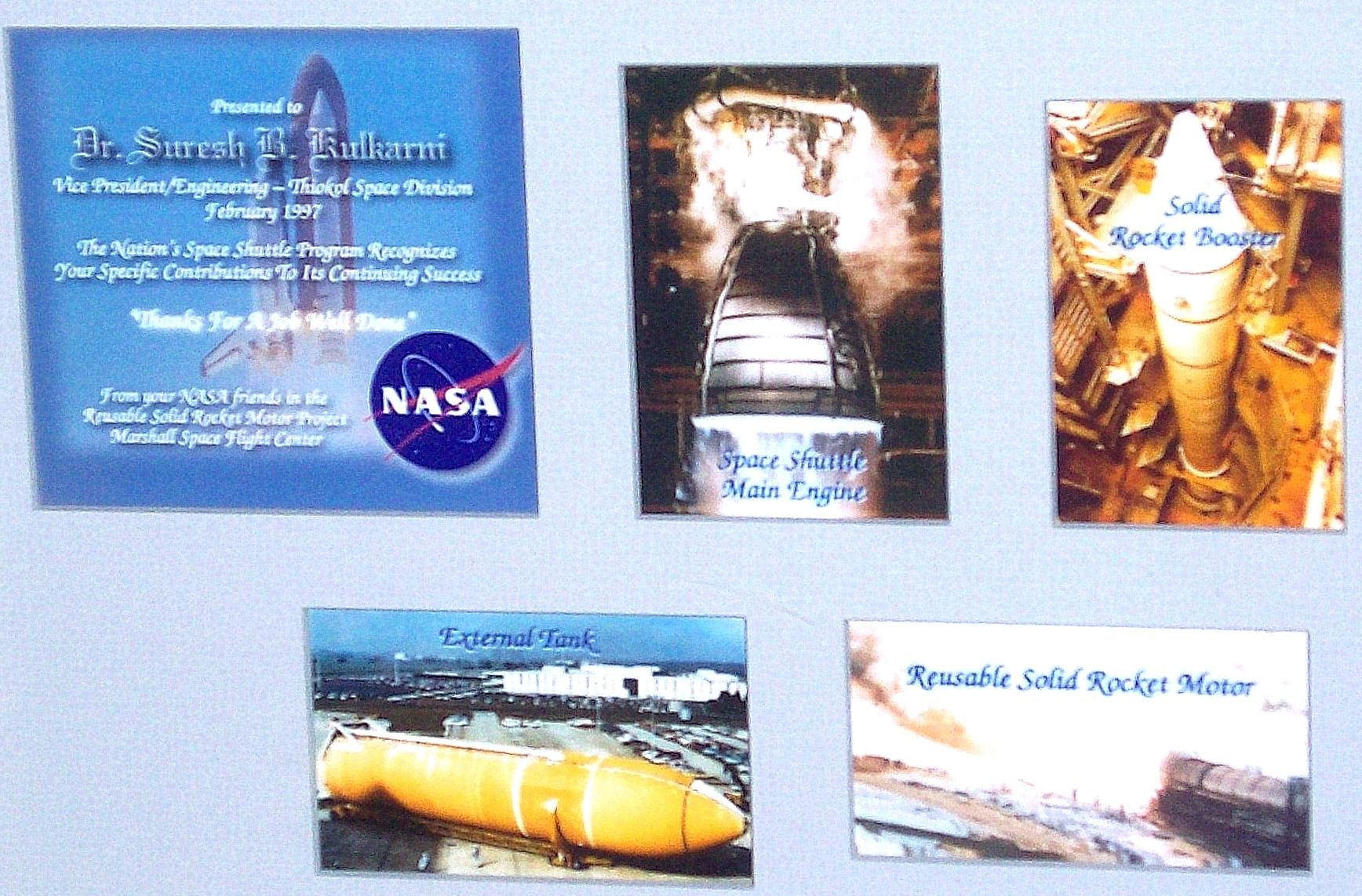 NASA Recognition