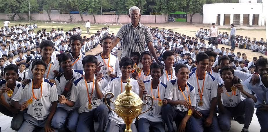 Arumugam focuses on government schools as he thinks these kids require more intervention.