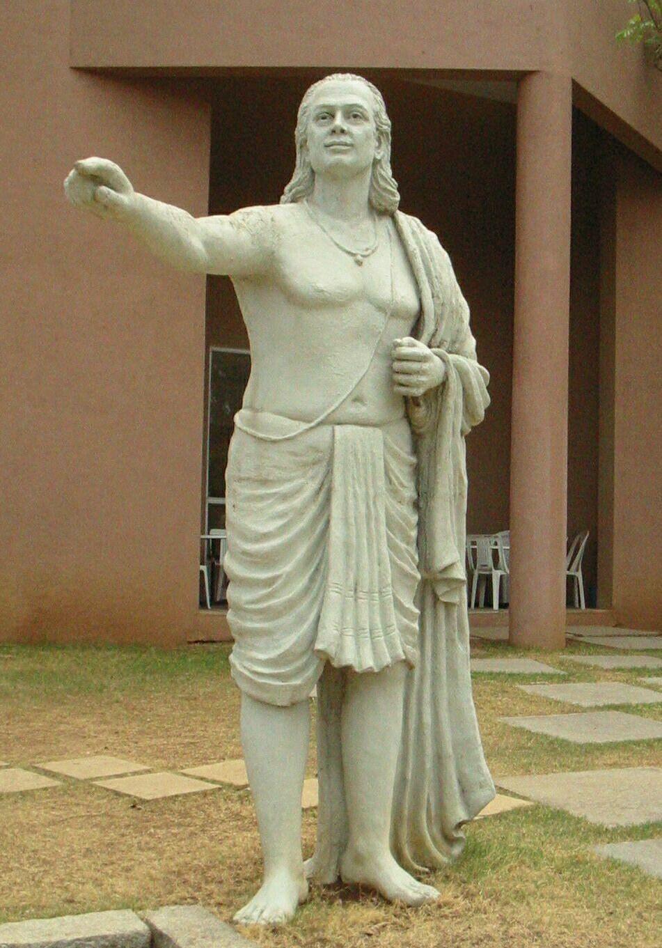 Statue of Aryabhata
