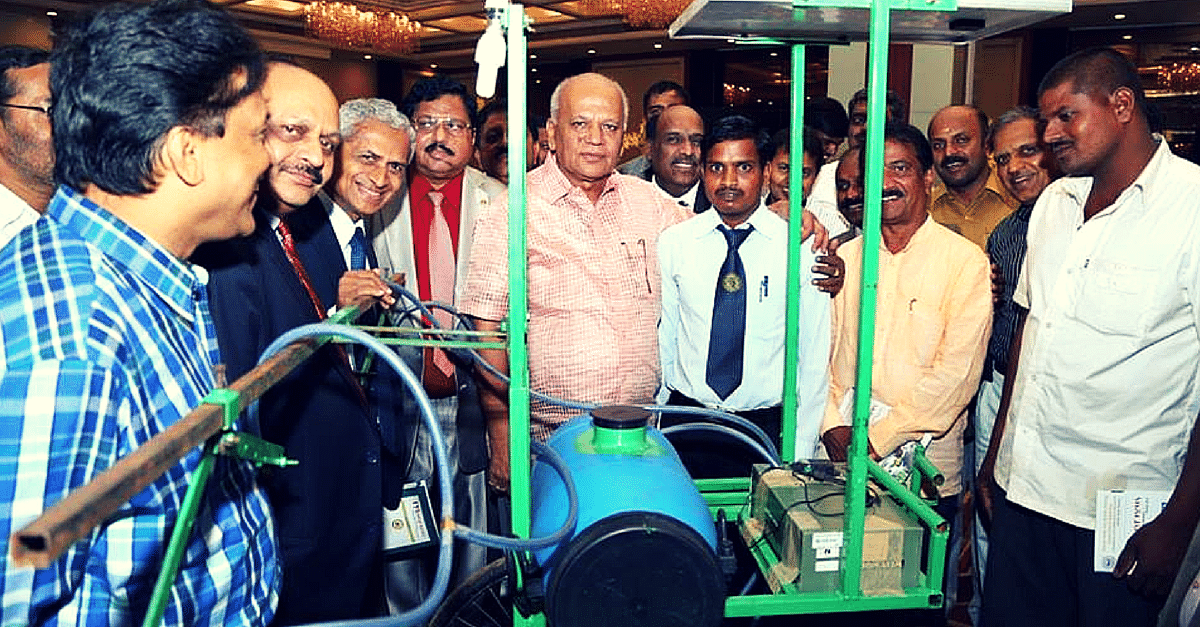 The farmer whose passion for science led him to invent amazing & affordable solar devices