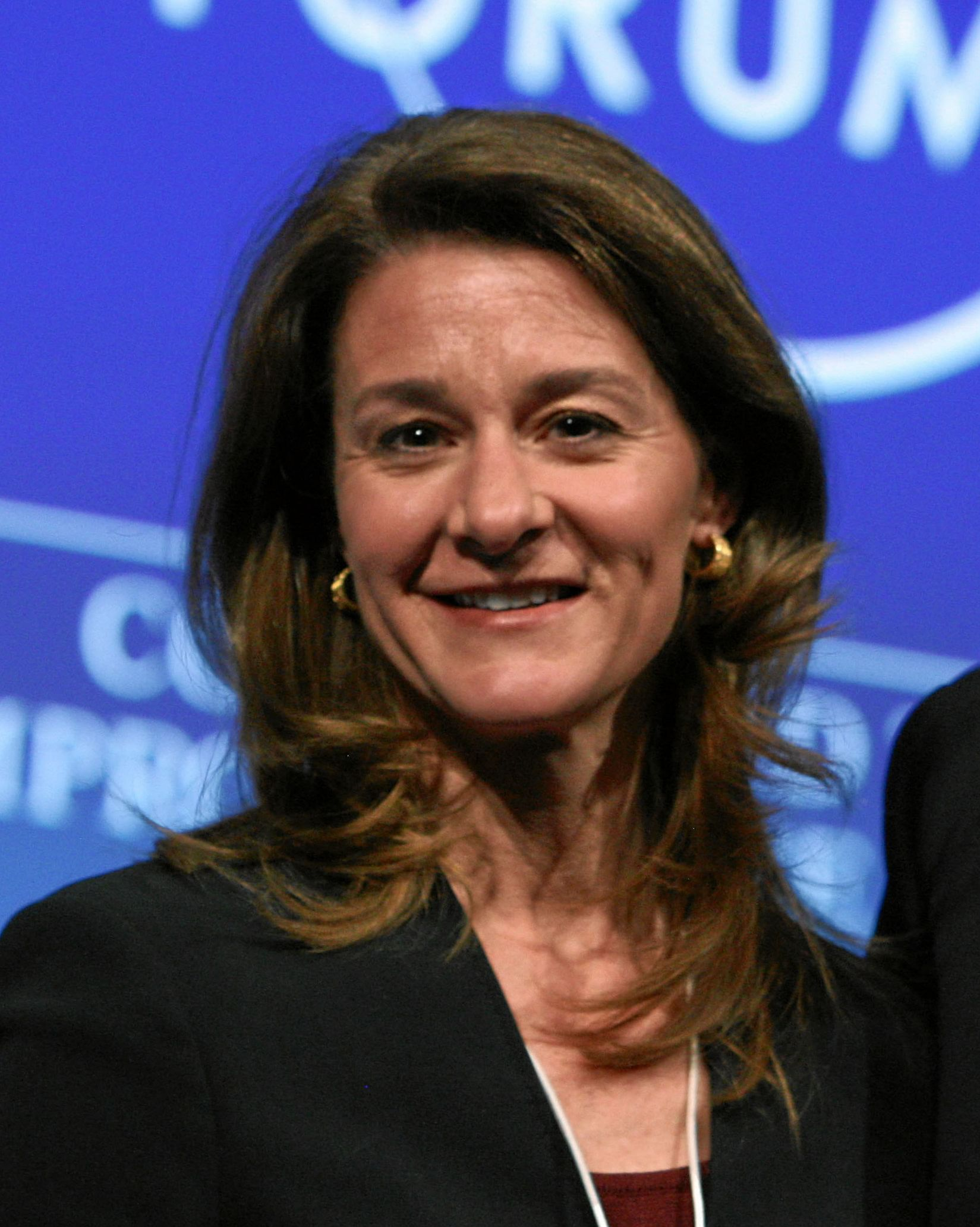 Melinda Gates believes that  world can only progress if both the genders more forward together.