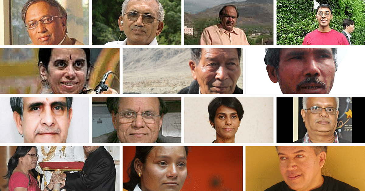 21 Padma Awardees of 2015 You Probably Haven't Heard Of But Definitely Should Know