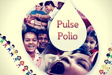 pulse #polio india