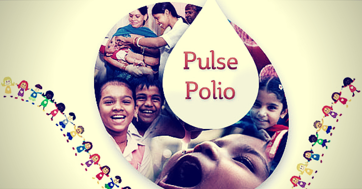 Image result for polio drops camp