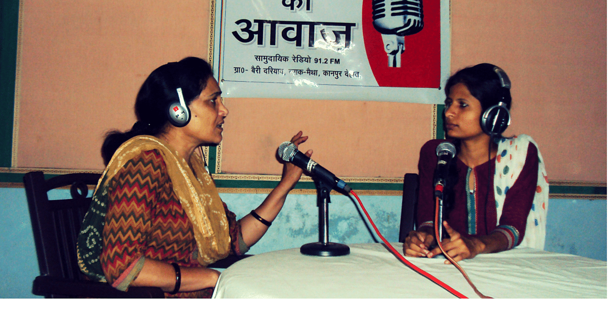 4 Women Who Are Using Community Radio To Bring Change In Rural India