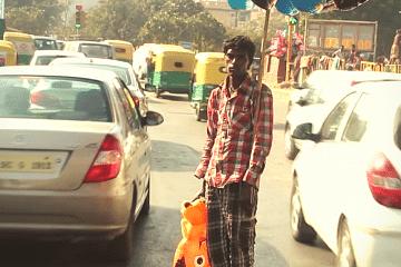 road seller