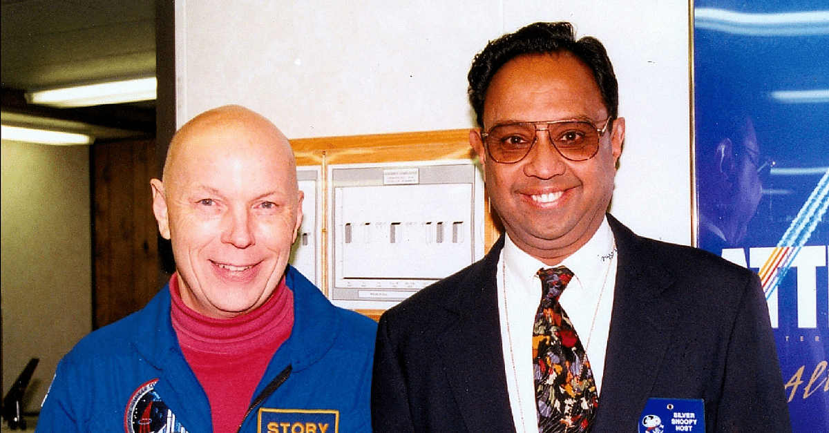 The Indian American Engineer Who Has Launched 55 Successful Space Shuttles For NASA