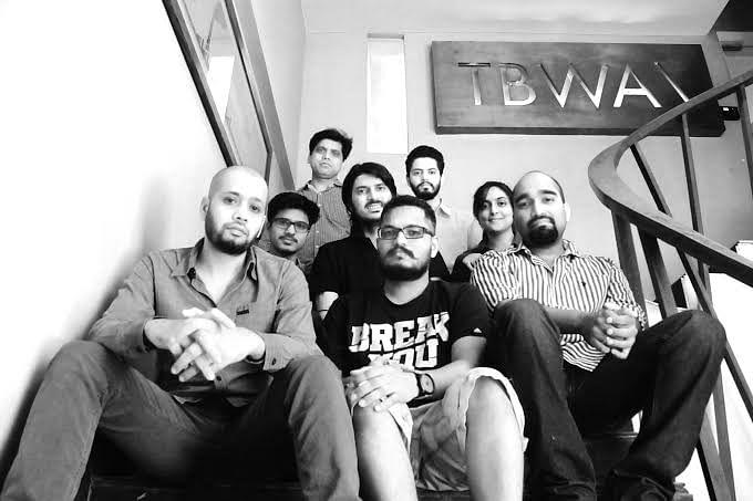 Rakhis for Aarey team at TBWA.