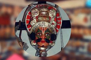 yakshagana puppets