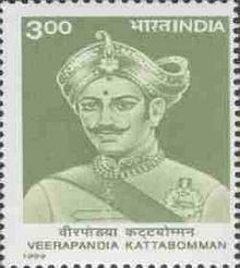 220px-Veerapandiya_Kattabomman_postage_stamp