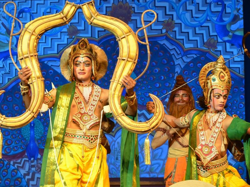 304943-ramlila-staging-by-shriram-bharatiya-kala-kendra